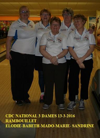13-03-12 CDC dames les 5 drôles de dame R
