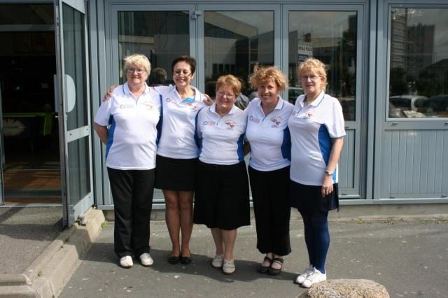 les drôles de dames Cherbourg Nle 3