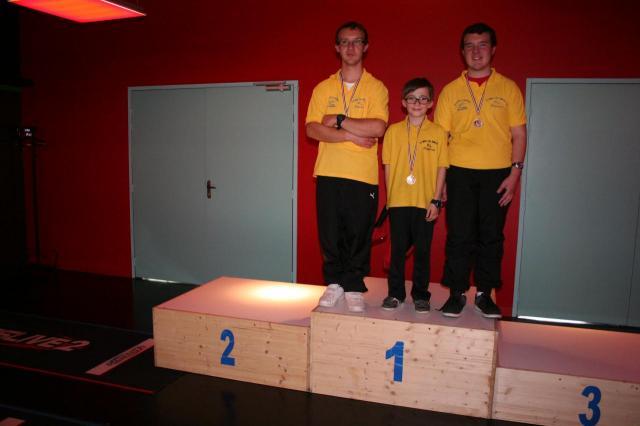 podium challenge