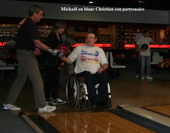 Mickaël et Christian